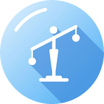 Scale, Weighing, Icon, Stock, Marketing, Business