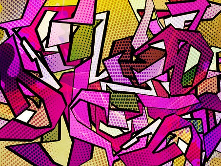 Art, Abstract Art, Color, Colorful, Pattern, Texture