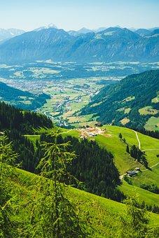 Alps, Mountains, Mountain Ranges, Mountainous