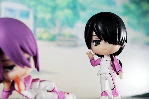 Anime, Kuroko, Toy, Toyphotography, Student, Team