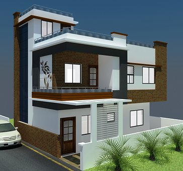 Architecture, Indian Home, Home, House
