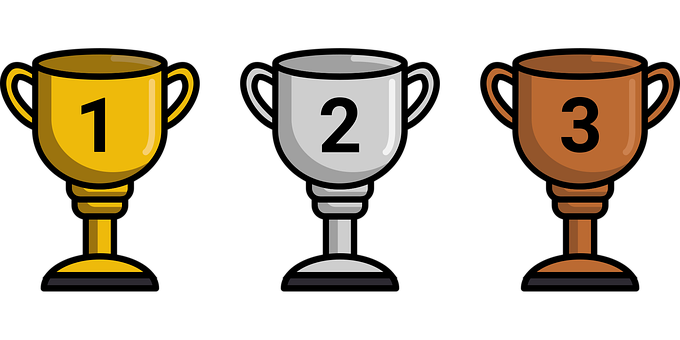 Achievement, Awards, Bronze, Champion, Competition