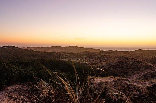 Beach, Plains, Landscape, Colors, Bright, Lands, Brown