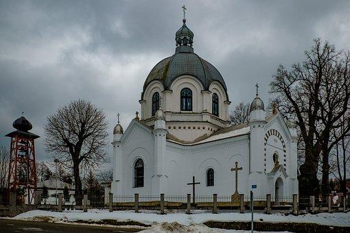 Church, Orthodox Church, Religion, Christianity