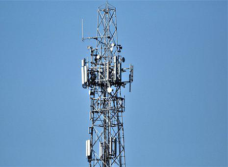 Mast, Tower, Antenna, Transmitter, Communication, Radio