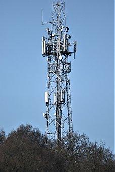 Tower, Antenna, Mast, Transmitter, Communication, Radio