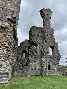 Castle, Ruins, Fort, Fortification, Stoneworks, Masonry