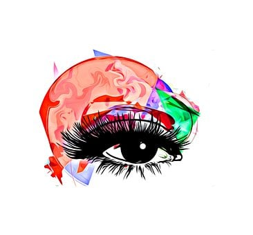 Eye, Pupil, Iris, Eyesight, Optical, Abstract, Woman