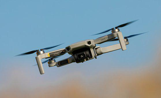 Drone, Camera, Dji, Mavic Mini, Flying, Technology