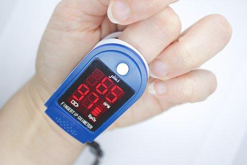 Pulse Oximeter, Oximeter, Measurement, Healthcare