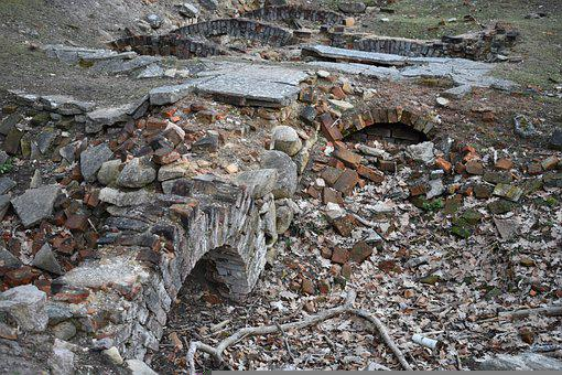 Ruin, Mill, Old, Lapsed, Dilapidated, Past, Bauruinen