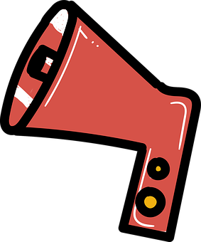 Speaker, Notice, Warning, Sound, Danger, Alert, Caution
