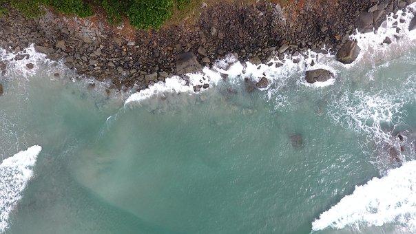The Rocks, The Waves, The Sea, Mar