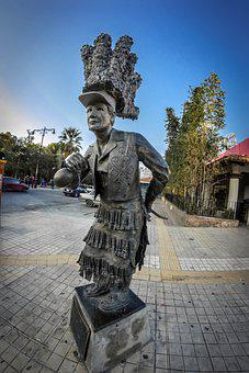 Saltillo, Downtown, Victoria Street, Monument