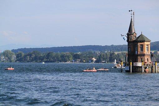 Constance, Water, Lake Constance, Near Shore