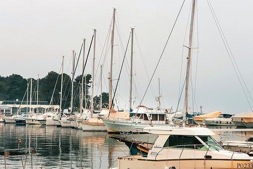Marina, Marina Bay, Marine, Bay, Port, Yacht, Anchor