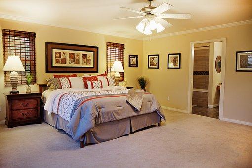 Bedroom, Sheets, Luxury, Blanket, Decor, Lifestyle