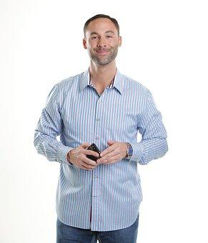Man, Model, Smile, Business Man, Marketing, Success
