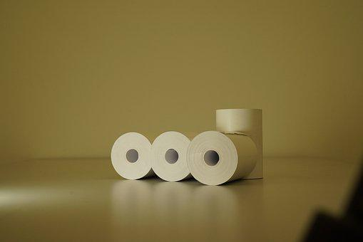 Printing Paper Roll, Cashier Paper, Retail, Commerce