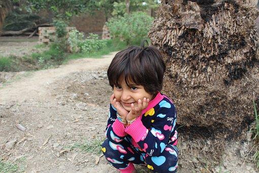 Beautiful, Cute Baby, Laughing Cute Baby