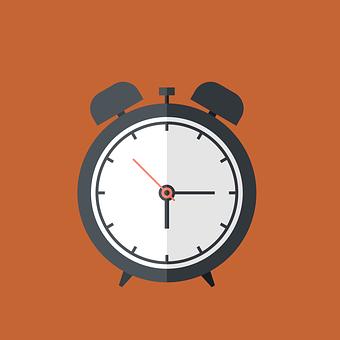 Alarm Clock, Clock, Time, Alarm, Hours, Minutes