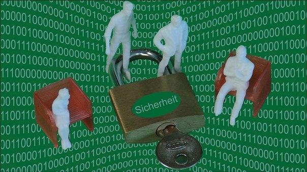 Secure, Data, Security, Hacker, Digital, Computer
