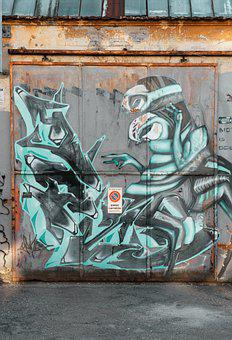 Style, Graffiti, Urban, Paint, Culture, Abstract, Cool