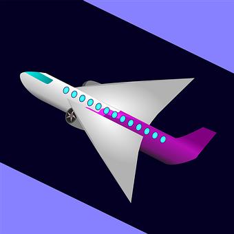 Plane, Fly, Airplane, Flight, Transport, Aircraft
