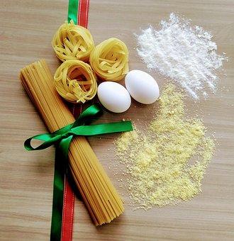 Pastas, Spaghetti, Tagliatelle, Italian, Italian Food