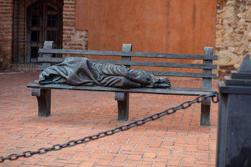 Statue, Sleeping Man, Cathedral, History, Dominican