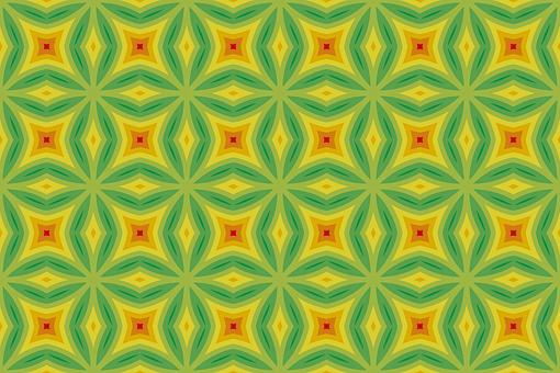 Texture, Background, Green, Yellow, Orange, Brown