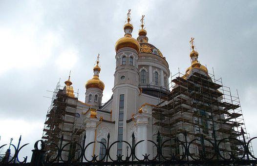 Church, Temple, Sky, Architecture