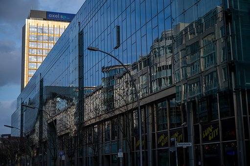 Axel Springer, Publisher, Building, Architecture
