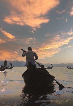 Brahmaputra Boatman