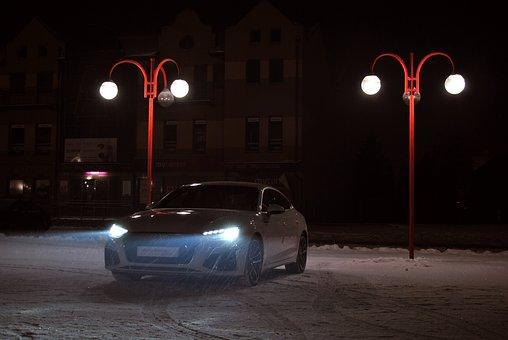 Audi, Car, A5, Automotive, Vehicle, Auto