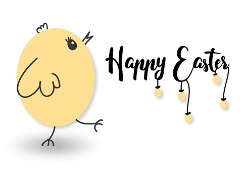 Easter, Chicks, Hen, Egg, Easter Decoration, Cute
