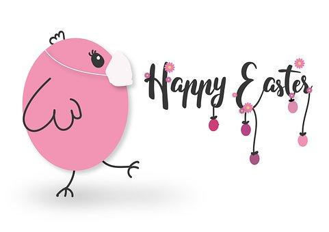Easter, Chicks, Cute, Spring, Chicken, Easter Eggs