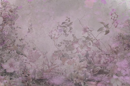 Floral Background, Flowers, Flower, Romantic, Love
