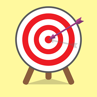 Target, Aim, Accurate, Goal, Arrow, Success, Archery
