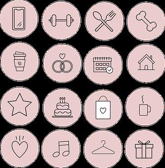 Icons, Instagram Icons, Instagram, Instagram Stories