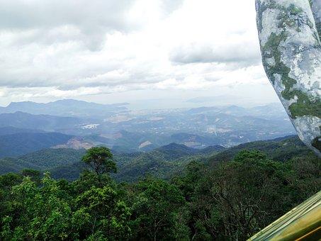 Landscape, Hill, Landscape Vietnam, Nature Vietnam