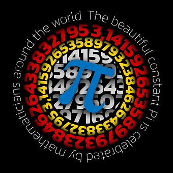 Pi, Number, Mathematics, March 14th, Date, Science