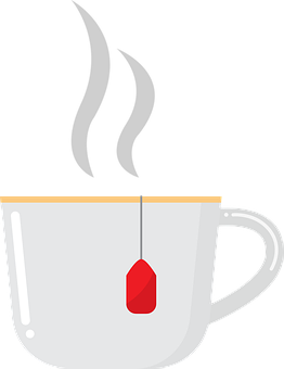 Tea, Cup, Mug, Relax, Hot, Smoke, Drink, Teacup, Teabag