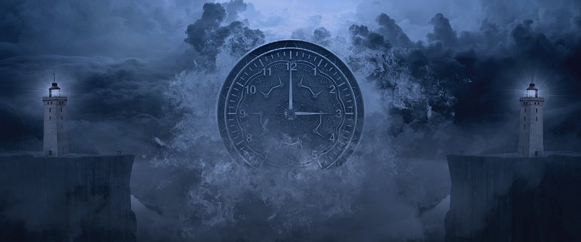 Time, Portal, Technology, Future, Magic, Mysterious