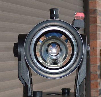 Telescope, Light Scatter, Symmetry, Optics, Aperture