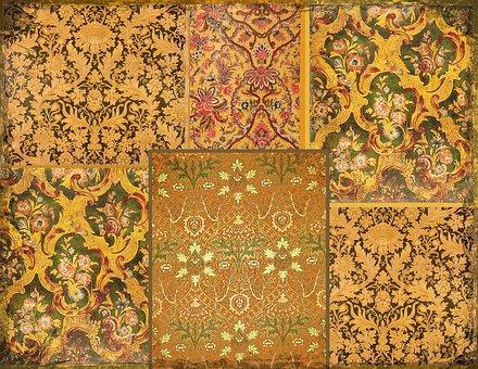Scrapbook, Journal, Boho Style, Stationary, Vintage