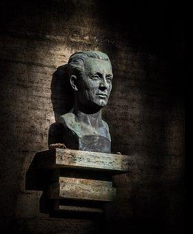 Bronze Bust, Art, Bronze Cast, Sculpture, Arts Crafts