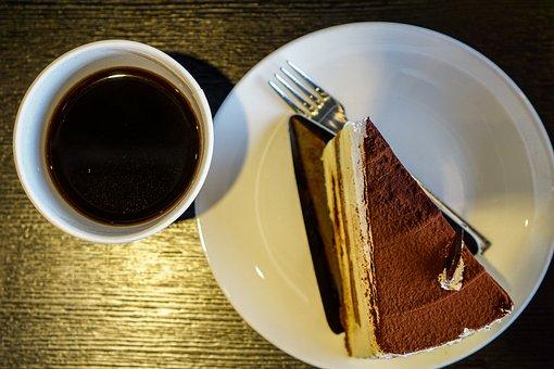 Cake, Coffee, Dessert, Tiramisu, Sweet, Delicious