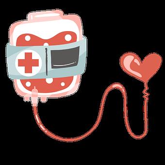 Heart, Blood, Donation, Plasma, Vessel, Hospital, Veins