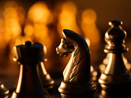 Chess, Game, Play, Board, Board Game, Chess Pieces